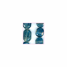 Kyanite Facetted Emerald Cut<br> 9 x 12 mm