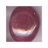 Ruby Oval 6x8 to 10x12 mm