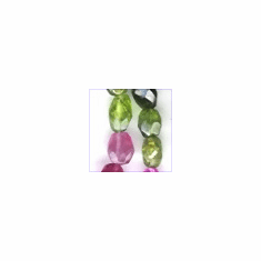 Tourmaline Oval Facetted<br>4 - 8 mm