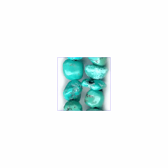 Turquoise Nuggets X Small