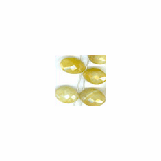 Yellow Opal Marque Facetted<br>6x12 to 10x16 mm