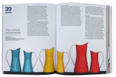 101 Danish Design Icons: the 'perfekt' holiday gift for design lovers