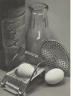 """Ansel Adams, """"Still Life, San Francisco"""" (c. 1932) is reproduced from 'Beaumont's Kitchen."""""""