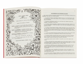 Featured spread is from 'A Documentary HerStory of Women Artists in Revolution'