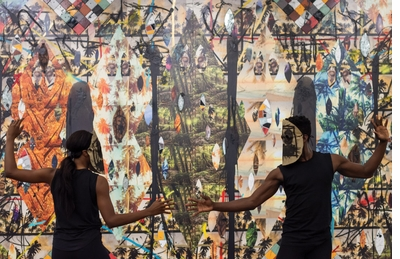 A glimmer of hope in new release, 'Rashid Johnson: The Hikers'