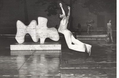 A history of MoMA's Sculpture Garden in 'Oasis in the City'