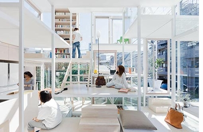 A Japanese Constellation: Toyo Ito, SANAA, and Beyond