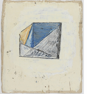 Featured image is reproduced from 'A Question of Emphasis: Louise Fishman Drawing'.