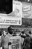 A reflection on what it meant, and means, to be 'Black in White America'