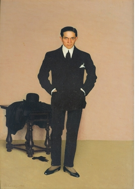 Featured image is reproduced from 'A Short Novel on Men's Fashion.'