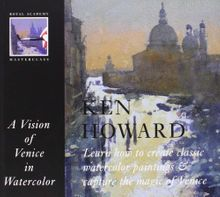 A Vision of Venice in Watercolour