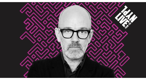 A Visual Record: Michael Stipe with Douglas Coupland and Jonathan Berger, Live from the NYPL