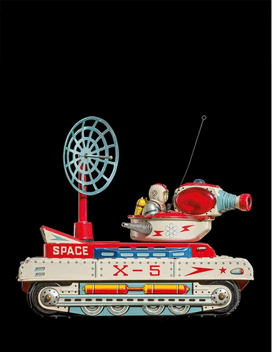 A welcome sense of wonder in Holiday Gift Staff Pick, 'Space Fantasies 1:1'