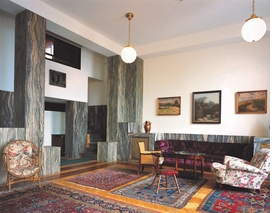 Featured image is reproduced from 'Adolf Loos: Works and Projects.'