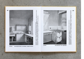 Featured image is reproduced from 'Adolf Meyer, Walter Gropius & Georg Muche: A Bauhaus Experimental House.'