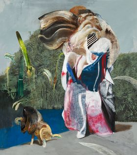 Adrian Ghenie: The Battle between Carnival and Feast