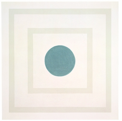 Agnes Martin On a Clear Day
