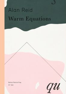 Alan Reid: Warm Equations