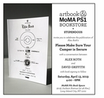 Alex Roth and David Griffith to launch 'Please Make Sure Your Camper is Secure' at MoMA PS1 Book Space