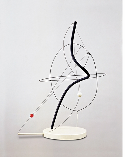 'Alexander Calder: Modern from the Start' is on view now at MoMA