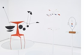 Featured image is reproduced from 'Alexander Calder: Multum in Parvo.'