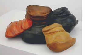 """Featured image, """"Ventres – coussins (Belly cushions)"""" 1968, is reproduced from <I>Alina Szapocznikow: Sculpture Undone, 1955-1972</I>"""
