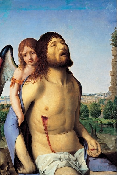 All-too human pain in 'Antonello da Messina: Inside Painting'