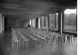 Featured image is reproduced from <I>Alvar Aalto: Second Nature</I>.