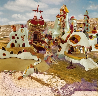 Amazing 'Niki de Saint Phalle: Structures for Life' is on view at MoMA PS1