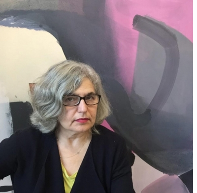 Amy Sillman book event and 'Scarlet Street' screening at Metrograph