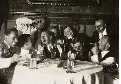 An awkward, spellbinding document, 'Party! Party!! Party!!!' captures unselfconscious German decadence in Weimar Germany