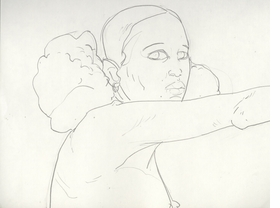 Featured image is reproduced from 'An Excess of Quiet: Selected Sketches by Gustavo Ojeda, 1979–1989.'