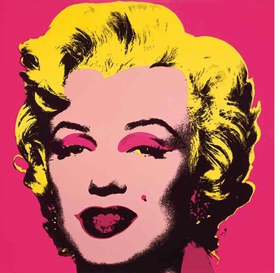 Andy Warhol, all the way