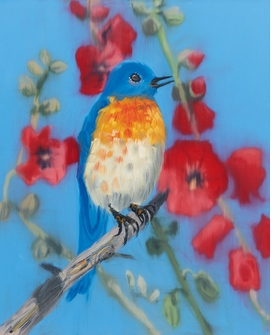 Featured image is reproduced from 'Ann Craven: Birds We Know.'