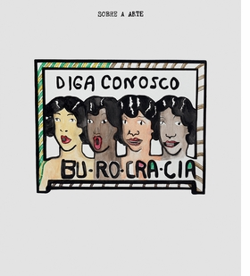 Featured image is reproduced from 'Anna Bella Geiger: Native Brazil/Alien Brazil.'