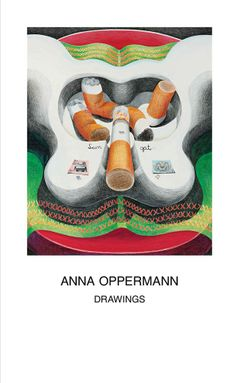 Anna Oppermann: Drawings
