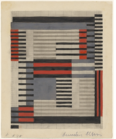 Anni Albers, barbaric beauty and 'MoMA Now'