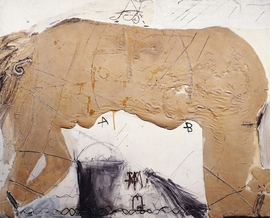 Featured image is reproduced from 'Antoni Tàpies: Political Biography.'