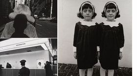 Featured images are reproduced from 'Arbus Friedlander Winogrand: New Documents, 1967.'