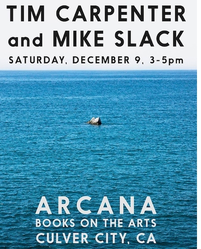 Arcana presents Mega Photobook Afternoon with Mike Slack, Tim Carpenter and others