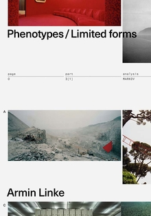 Armin Linke: Phenotypes/Limited Forms