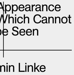 Armin Linke: The Appearance of That Which Cannot Be Seen