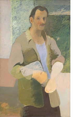 Featured image is reproduced from 'Arshile Gorky: 1904–1948.'