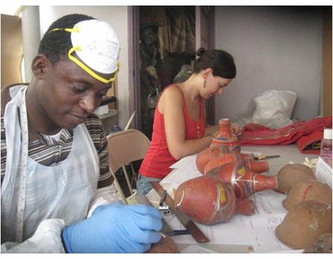 Art & Cultural Heritage Conservation in Haiti: Considerations for Its Formal Development