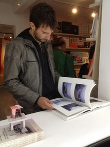 ARTBOOK @ Swiss Institute SoHo Book Shop