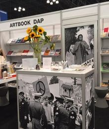 ARTBOOK | D.A.P. @ Book Expo America