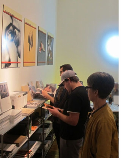ARTBOOK | D.A.P. Booth & Party at NYABF 2011