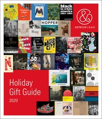 ARTBOOK | D.A.P. HOLIDAY GIFT CATALOG 2020: GIFT