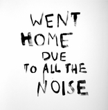 Artbook Editions to launch 'Went Home Due to All the Noise' print by Mindy Abovitz-Monk