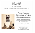 Artbook @ Hauser & Wirth LA Bookstore presents Christopher Frayling on 'Once Upon a Time in the West'